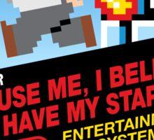 Super Office Milton Sticker Version Sticker
