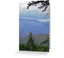 The Far Hills Greeting Card
