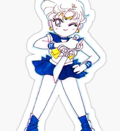 Chibi Sailor Uranus Sticker