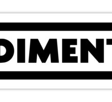 Rudimental dj UK  Sticker