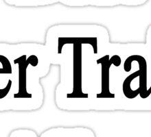 Best Tiger Trainer Alive Sticker