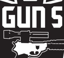 The Cybertron Gun Shop Sticker