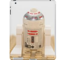 Star wars action figure R2D2 robot iPad Case/Skin