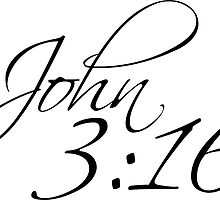 John 3:16 by localdose