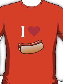 I love hot dogs T-Shirt
