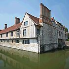 Ightham Mote by howardcar