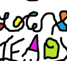 TORTOISE LOVE Sticker