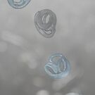 Curled Droplets by Sarah Jane Jackson