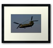 Life saver... Framed Print