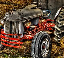 Ford Tractor by Bassbro