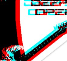 Deep Sleep Operator Singer Sticker