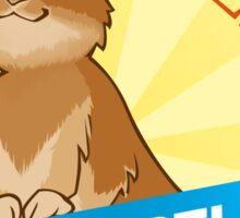 Adopt a Bunny! Sticker