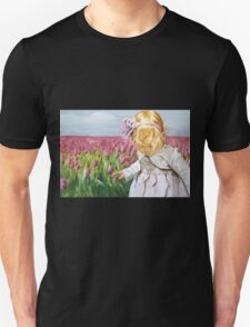 A Flower in Disguise Unisex T-Shirt