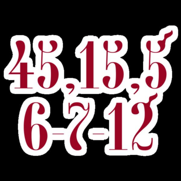 45,15,5 by Wellington Guzman