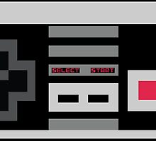 NES controller by imlying