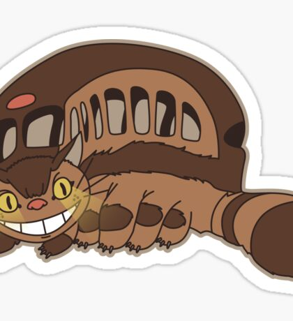 Catbus Sticker