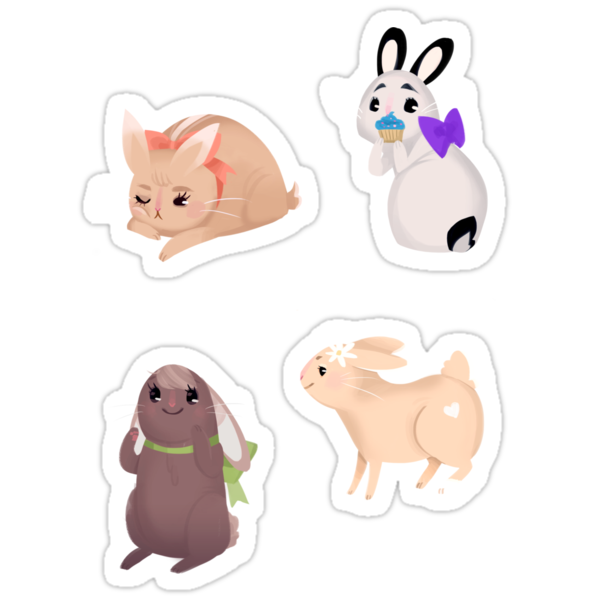 More Bunnies by Ennemme