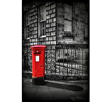 Royal Mail Photographic Print