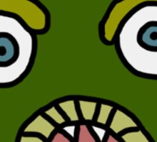 Classic Monster - Creature of The Black Lagoon Sticker