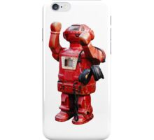 Bibot Robot iPhone Case/Skin