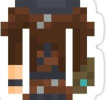 Ezreal, the Pixel Explorer Sticker