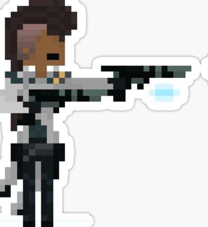 Lucian, The Pixel Purifier Sticker