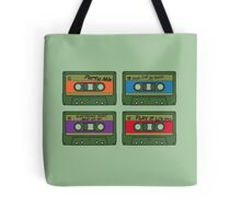 Teenage Mix Tapes Tote Bag