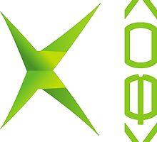 Original Xbox [Sideview] by greymatter28