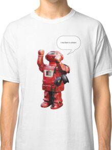 Bibot Robot- i was born a unicorn Classic T-Shirt