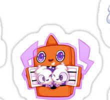 Vanillite Sticker Set Sticker
