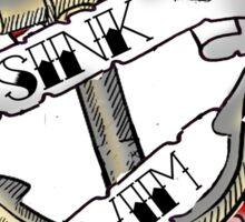 Sink Or Swim Sticker