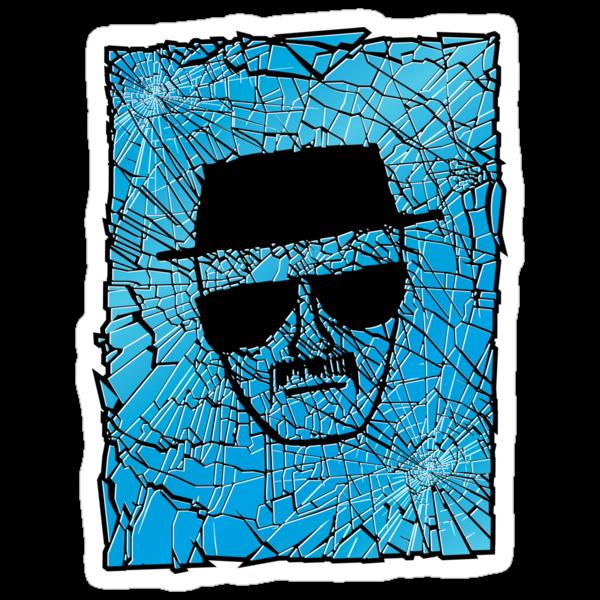 The Ice Man - sticker by DJKopet