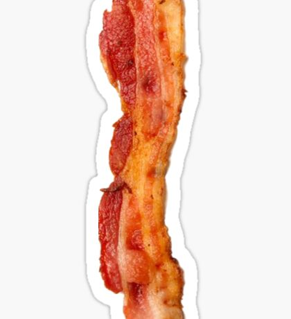 Bacon Strip Sticker
