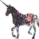 Floral Unicorn 3 by SuperFluff