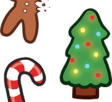 Christmas Sticker Set by SwitchNow
