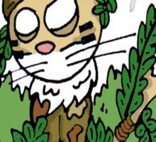 chatmouflage I Sticker