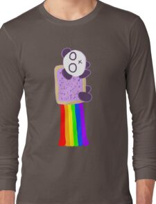 Nyan Panda (LGBTQ Pride 2012) Long Sleeve T-Shirt