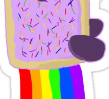 Nyan Panda (LGBTQ Pride 2012) Sticker