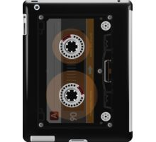 Retro Music Cassette Tape iPad Case/Skin