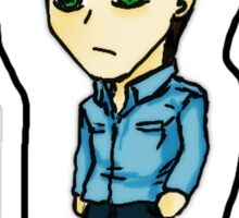 Dean Season 9 Sticker