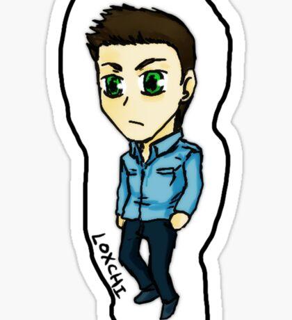 Dean Season 9 Sticker