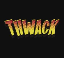 Cartoon THWACK by Chillee Wilson by ChilleeWilson