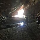 Tunnel Creek, Kimberley, Northern Territory, Australia by Margaret  Hyde