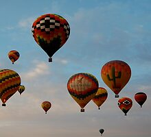 Balloon Festival  by SimplyKlick