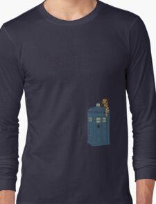 Doctor Whoooo Long Sleeve T-Shirt