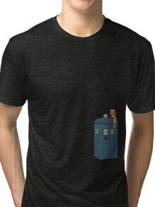 Doctor Whoooo Tri-blend T-Shirt