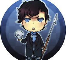 Sherlock and his Harpoon  by GStilinski24