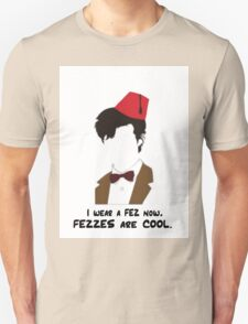 Fezzes Are Cool. 2.0 T-Shirt