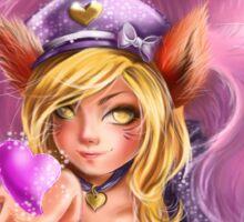 Popstar Ahri - be fabulous! Sticker