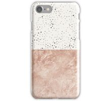 Mischievous Polka #redbubble iPhone Case/Skin